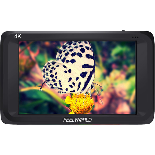 FeelWorld S450-M 4.5″ On-Camera Monitor Monitors [tag]