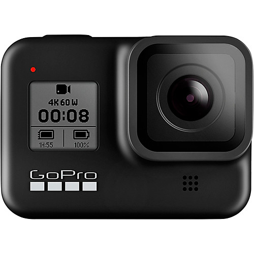 GoPro HERO 8 Black Action & Drone Camera's [tag]