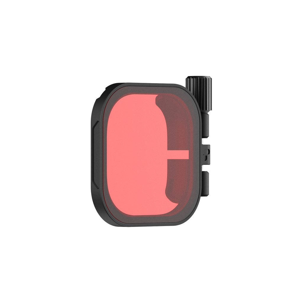 PolarPro Red Filter for HERO8 Black Lens Filters GoPro