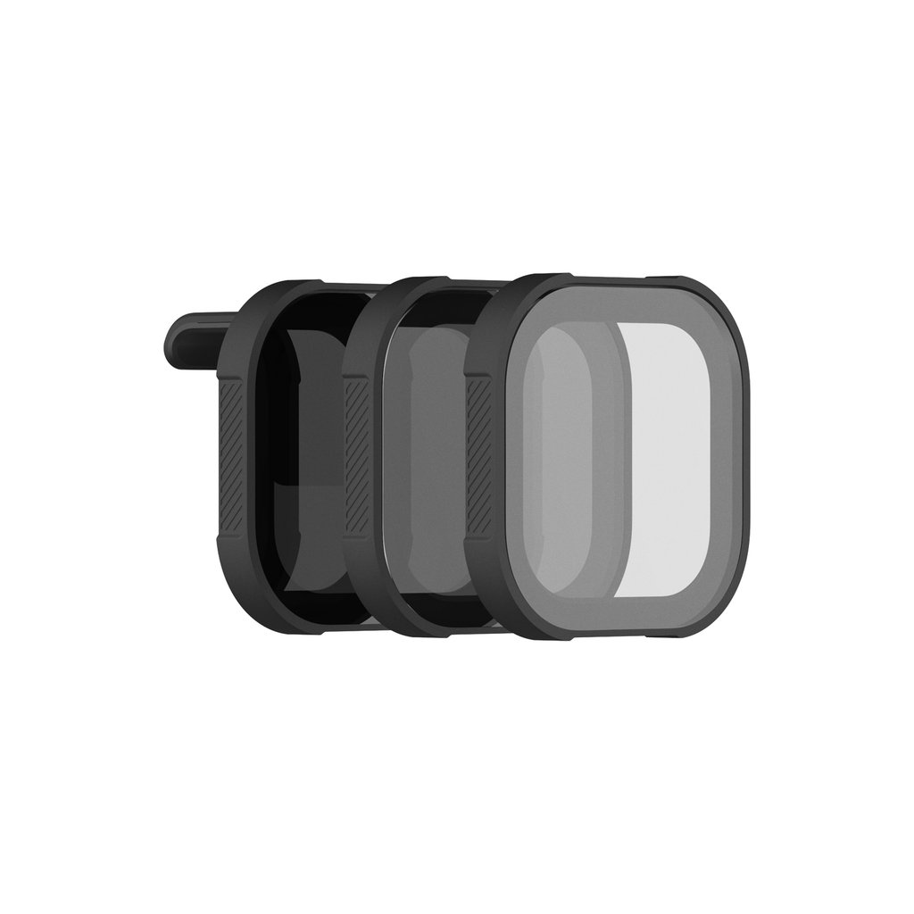 PolarPro Shutter Collection ND Filter Set for HERO8 Black (Set of 3) Lens Filters GoPro