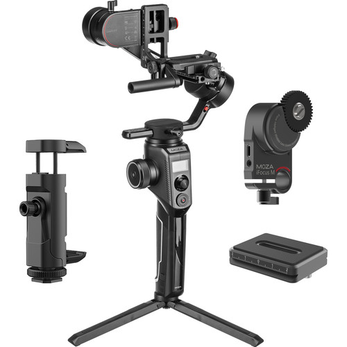 Moza AirCross 2 3-Axis Handheld Gimbal Stabilizer Professional Kit Camera Gimbal Stabilizers [tag]