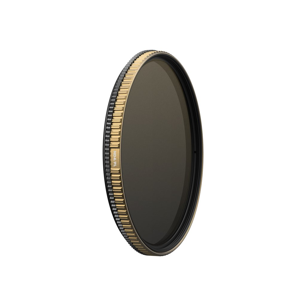 PolarPro QuartzLine 46mm ND4/PL Filter for DJI Inspire 2 X5/X5s/X7 Cameras
