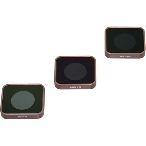 PolarPro Cinema Series Shutter Collection ND Filter Set for GoPro HERO7/5/6 Black Lens Filters GoPro