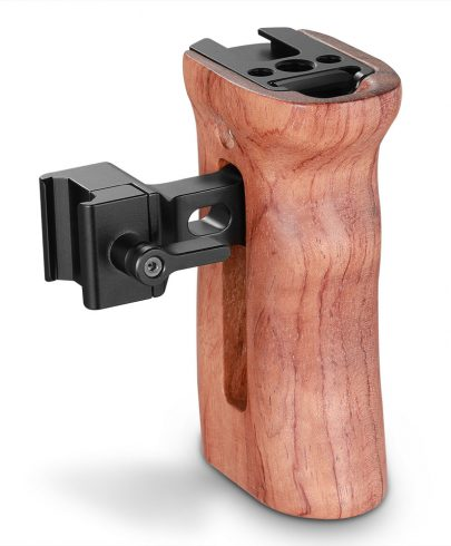 SmallRig Wooden NATO Side Handle 2187 Pro Video Cages & Accessories
