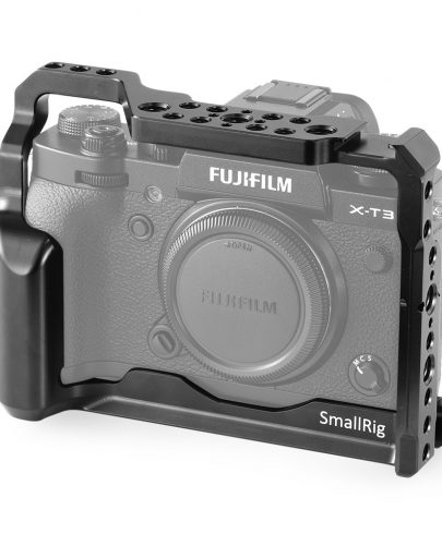 SmallRig Cage for Fujifilm X-T3 Camera 2228 DSLR Video Supports & Rigs Cages & Accessories