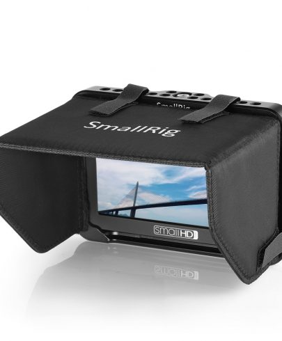 SmallRig Monitor Cage with Sunhood for SmallHD Focus Series 5″ Monitor 2249 Monitors Accessories Cages & Accessories