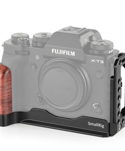 SmallRig L-Bracket for Fujifilm X-T3 and X-T2 Camera 2253 Pro Video Cages & Accessories