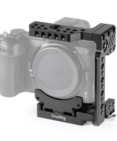 SmallRig Quick Release Half Cage for Nikon Z6 and Nikon Z7 2262 DSLR Video Supports & Rigs Cages & Accessories