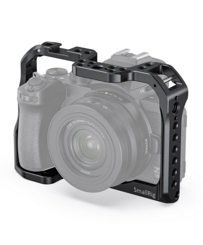 SMALLRIG CAGE FOR NIKON Z50 CAMERA CCN2499 DSLR Video Supports & Rigs Cages & Accessories