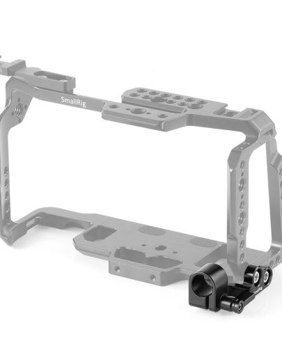 SmallRig 15mm Single Rod Clamp for BMPCC 6K and 4K Cages 2279 Pro Video Cages & Accessories
