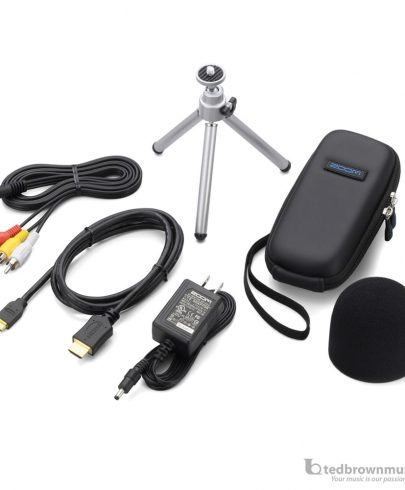 Zoom Accessory Pack – Q3 HD Portable Recorder Accessories Accessories & Parts