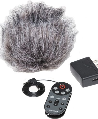 Zoom H6 Accessory Pack – APH6 Portable Recorder Accessories Accessories & Parts