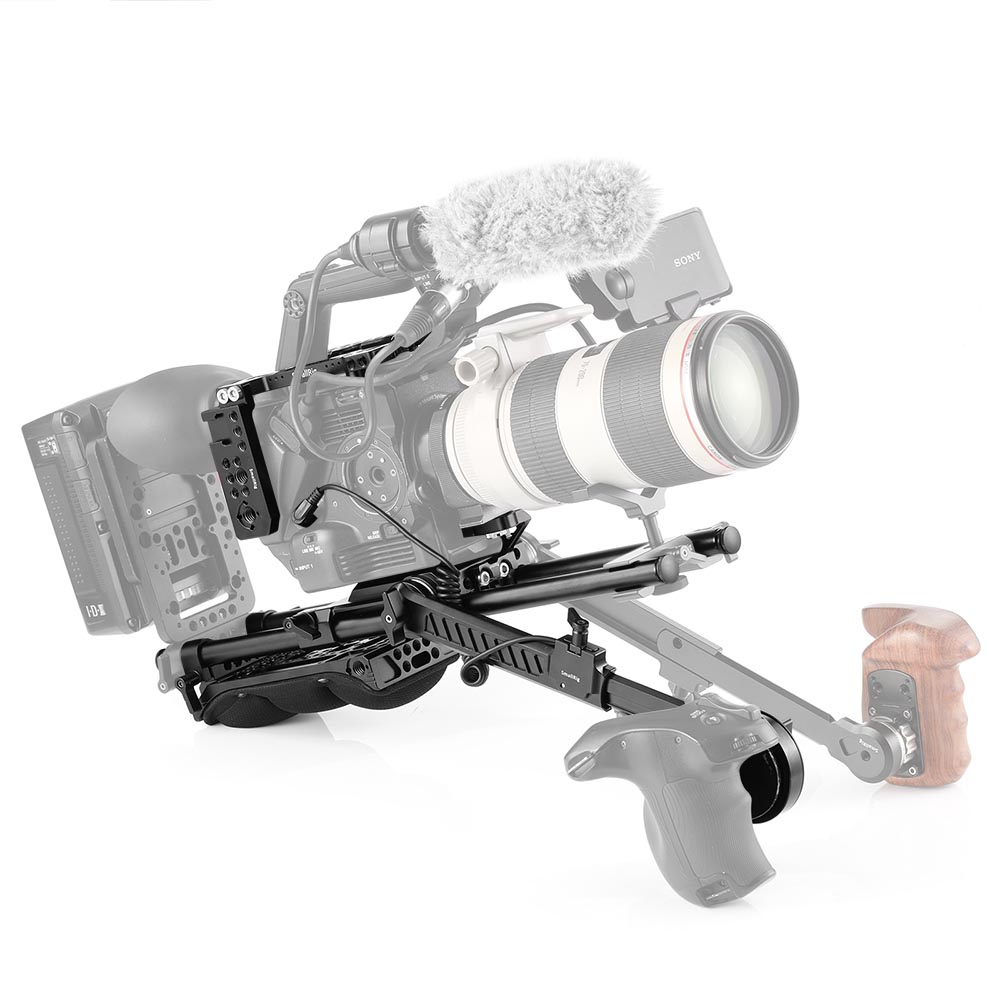 SmallRig Professional Accessory Kit for Sony FS5 2007 Pro Video Cages & Accessories