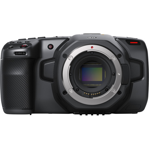 Blackmagic Design Pocket Cinema Camera 6K Dslr Camera [tag]