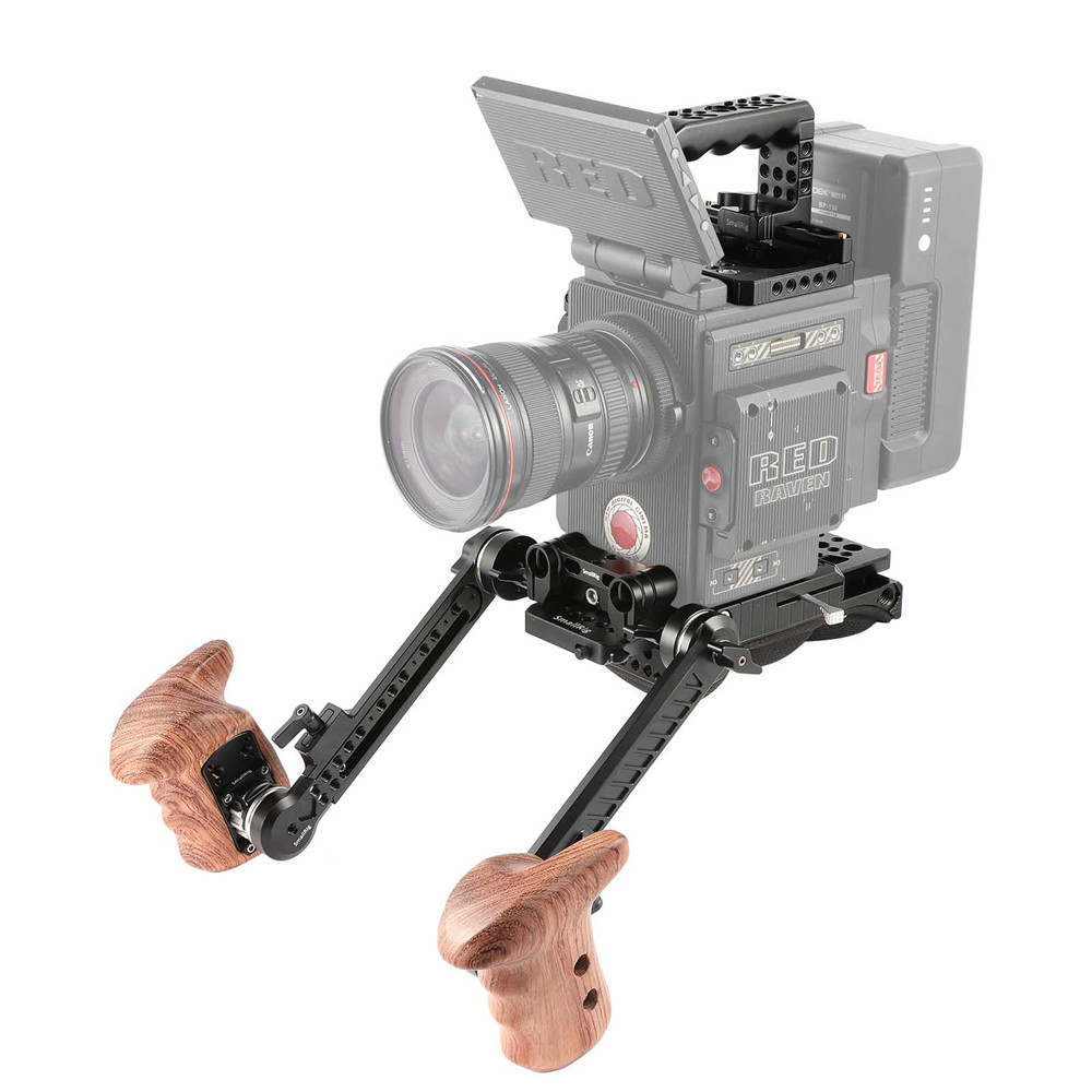 SmallRig Professional Accessory Kit for RED DSMC2 2102 Pro Video Cages & Accessories