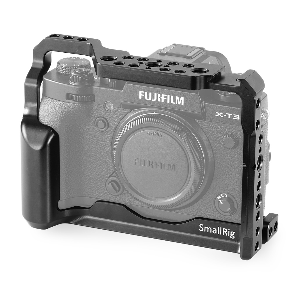 SmallRig Cage for Fujifilm X-T3 Camera 2228