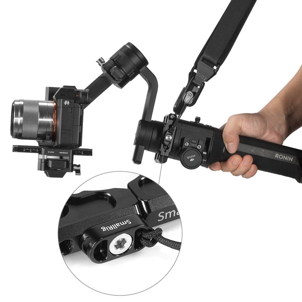 SmallRig Gimbal Shoulder Strap KPAC2466 Gimbal Mounting Components [tag]