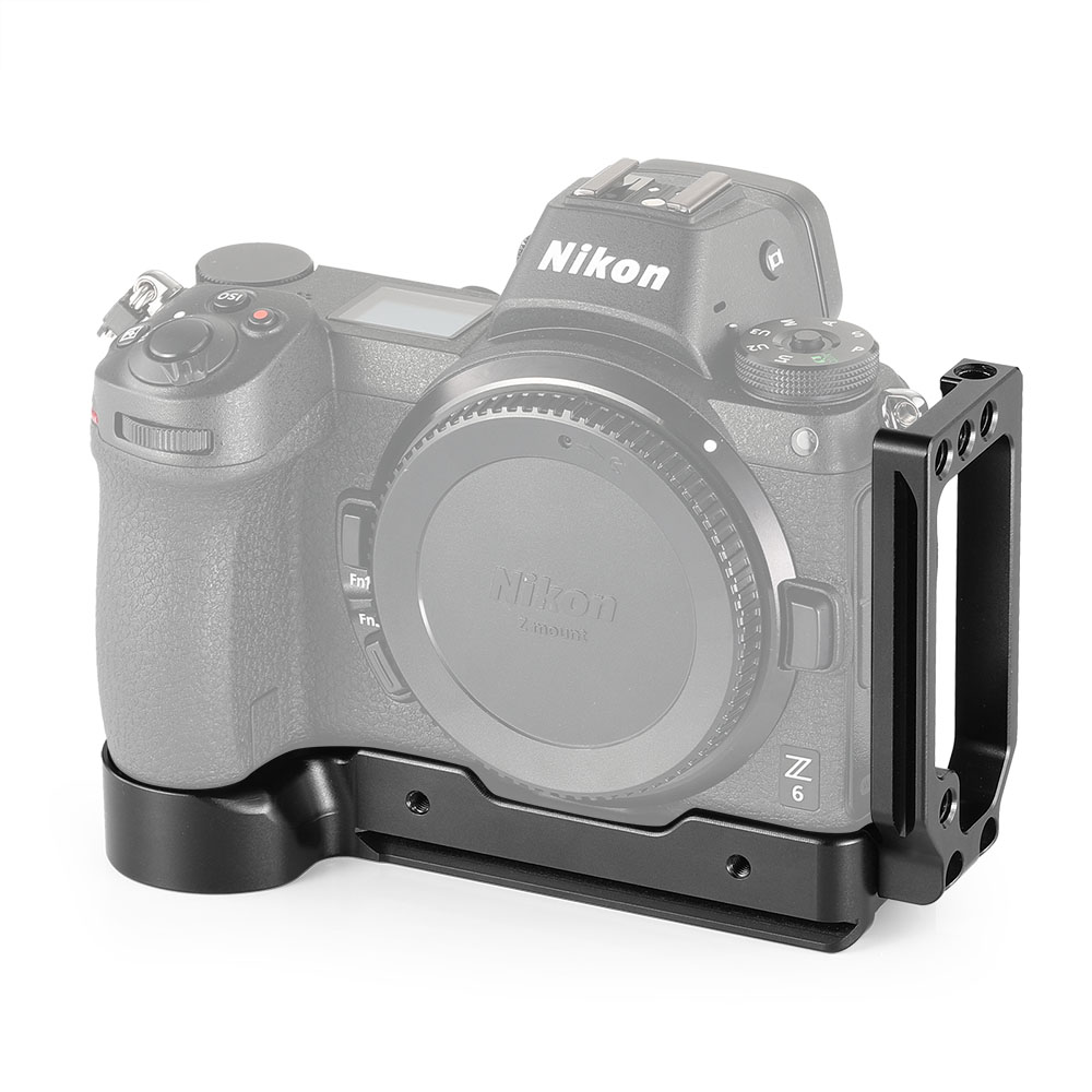 SmallRig L-Bracket for Nikon Z6 and Nikon Z7 Camera 2258 Pro Video Cages & Accessories