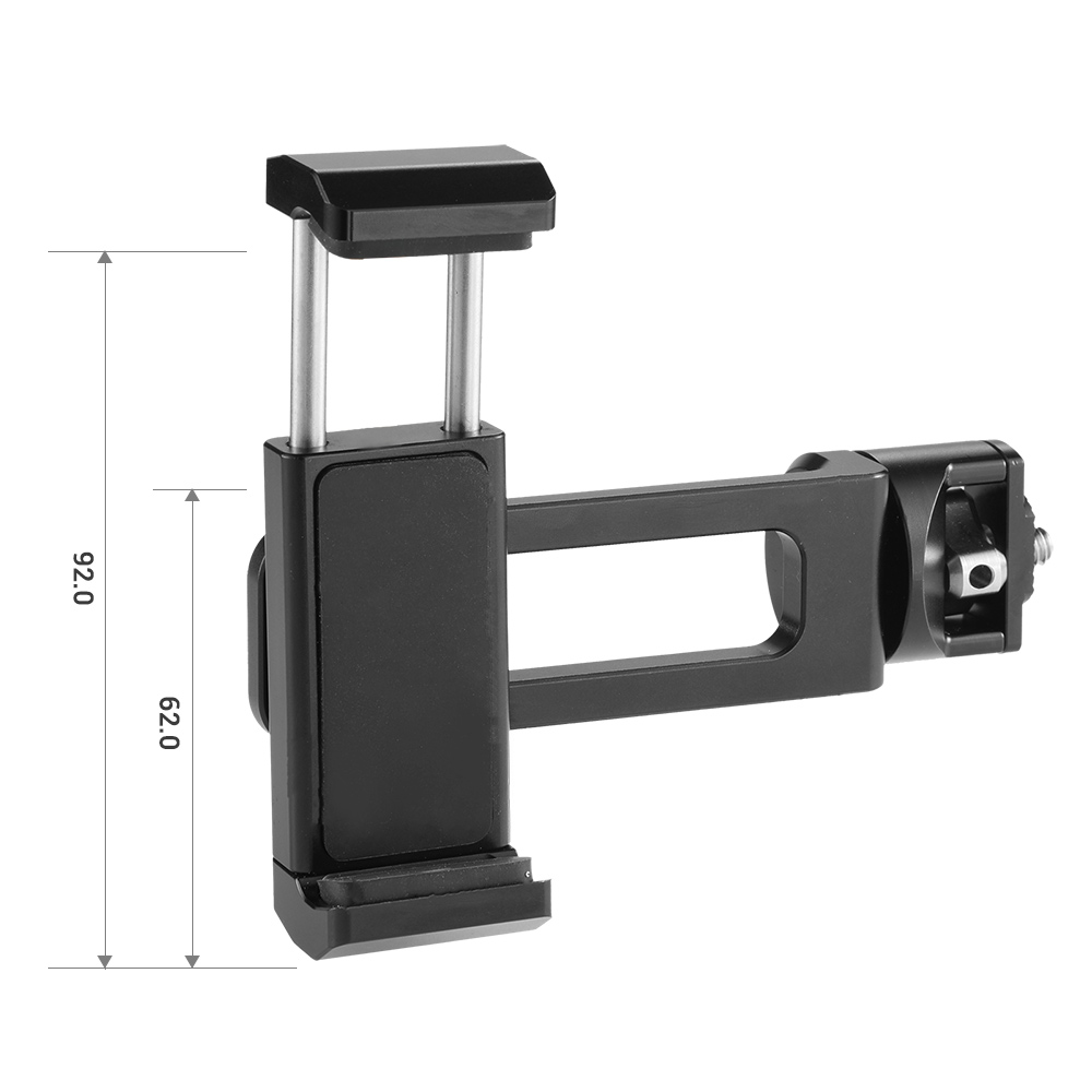 SmallRig Smartphone Clamp for Zhiyun WEEBILL-S/WEEBILL LAB/CRANE 3 LAB BSS2286 Gimbal Mounting Components Cages & Accessories