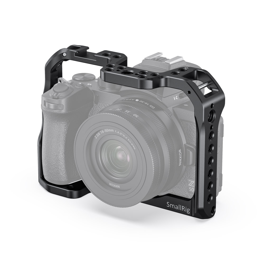 SMALLRIG CAGE FOR NIKON Z50 CAMERA CCN2499