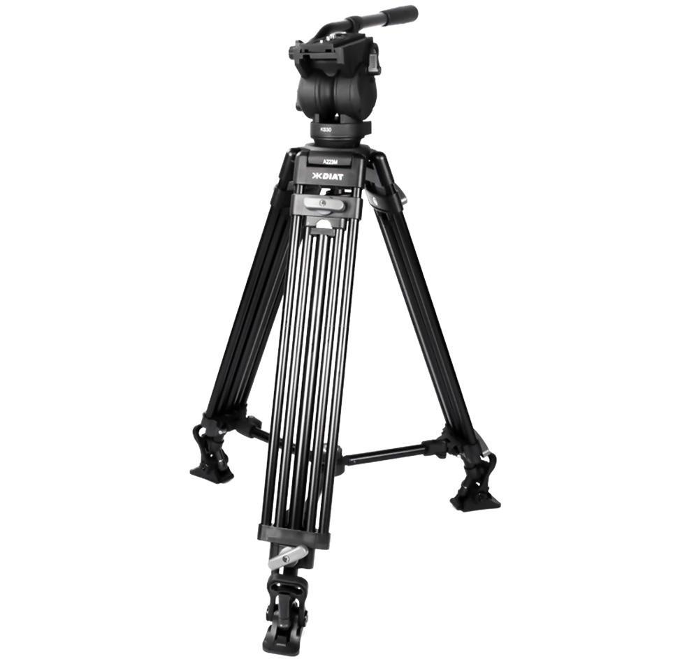 Diat Professional Tripod – A223-MKS30 Pro Video Diat