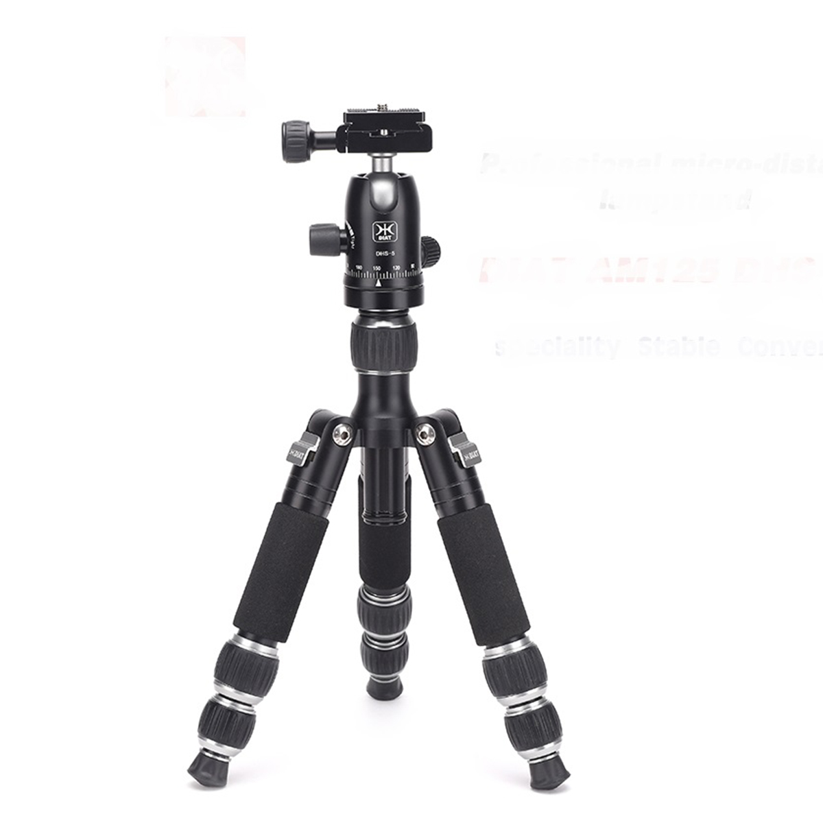 Diat Professional Tripod – AM125 Pro Video Diat