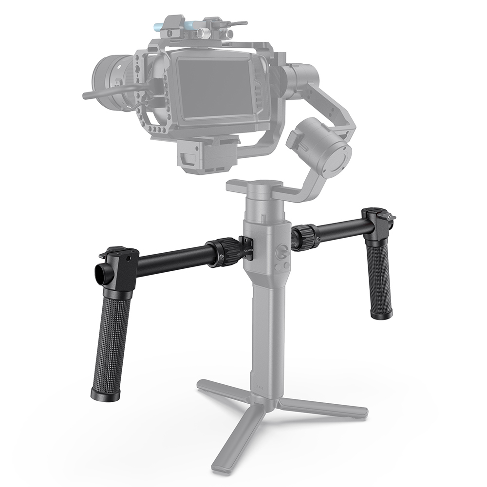 SmallRig Centered Dual Handgrip for DJI Ronin-S and Ronin-SC Gimbal MD2519 Gimbal Mounting Components Cages & Accessories