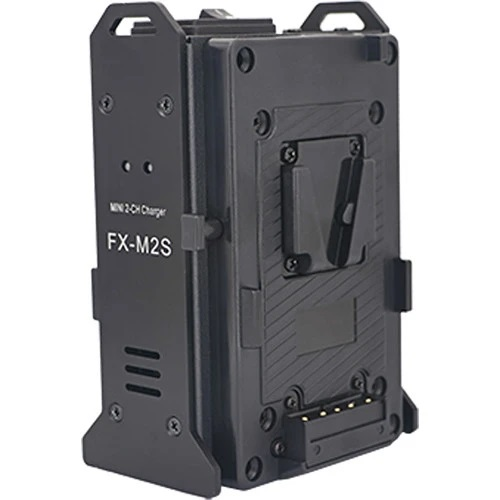 QUASAR SCIENCE FXLION DUAL BATTERY CHARGER Battery And Charger [tag]