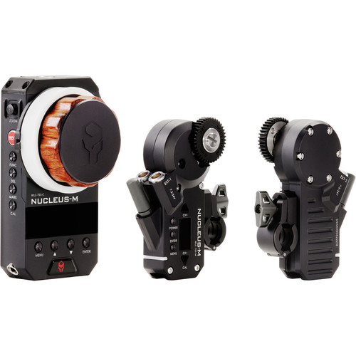 Tilta Nucleus-M Wireless Lens Control System Partial Kit IV Lens Accessories Lens Accessories