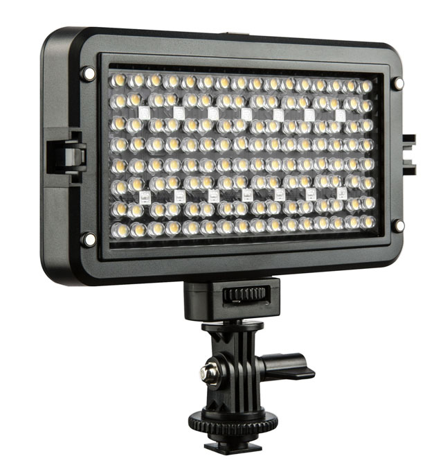 VILTROX RB10 adjustment the brightness and color temperature LED light On Camera Lights [tag]