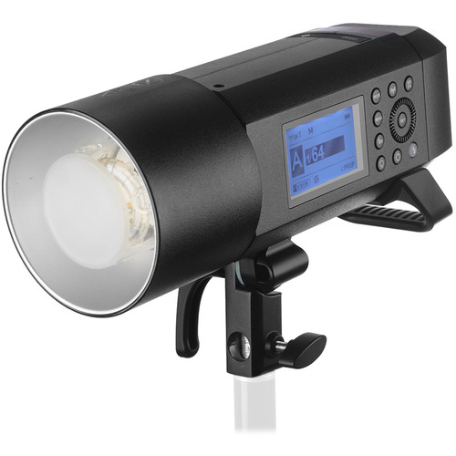 Godox AD400Pro Witstro All-In-One Outdoor Flash Professional Lighting Camera Flashes