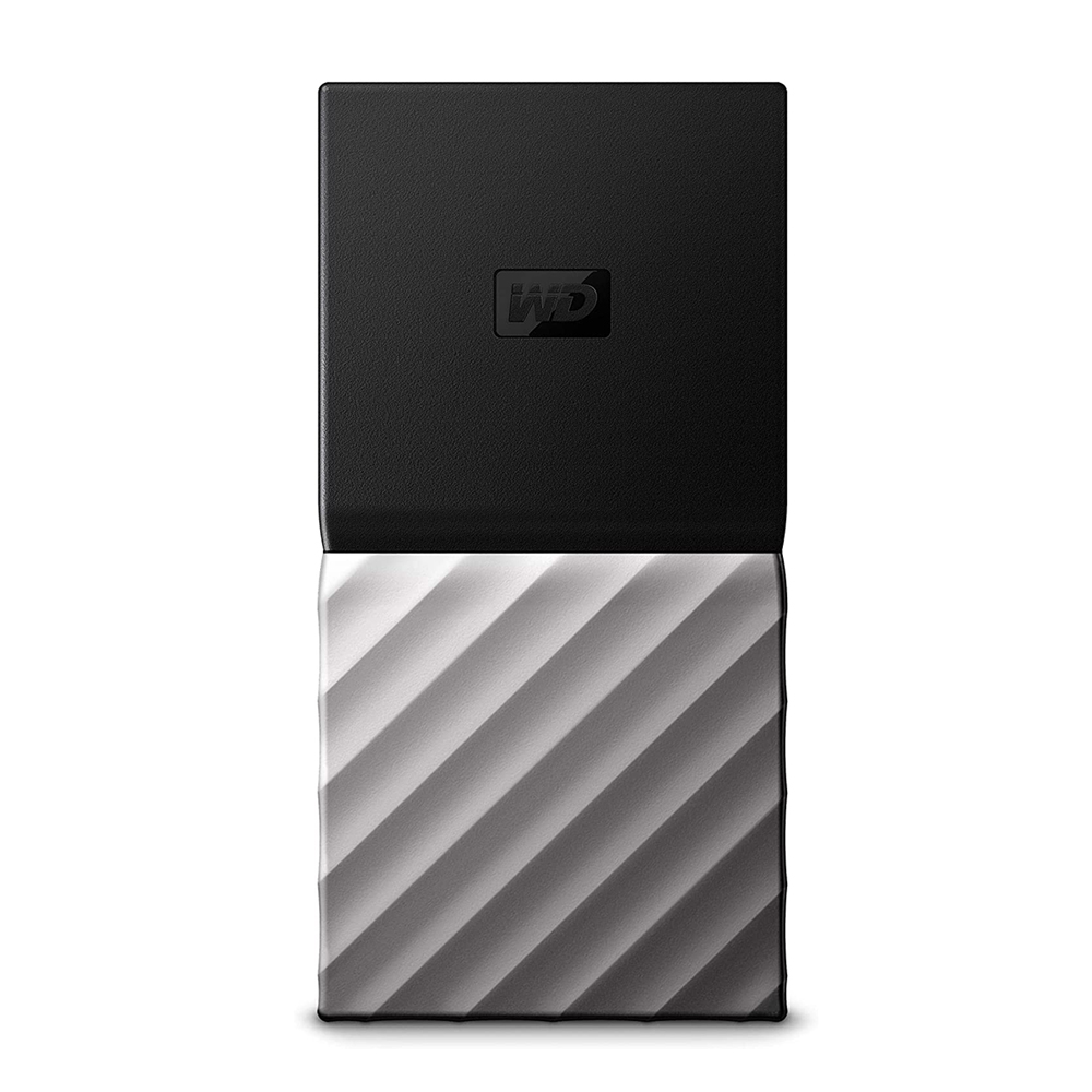WD 512GB My Passport USB 3.1 Gen 2 External SSD Digital Media Memory Card/ Hard Drive