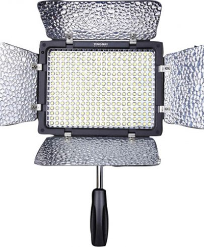 Yongnuo 300-II LED Variable-Color On-Camera Light On Camera Lights Yongnuo
