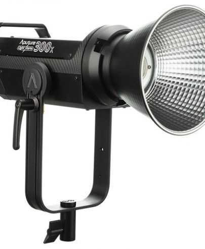 Aputure Light Storm LS300X LED Light Kit with GoldMount Battery Plate Continuous Lighting Aputure