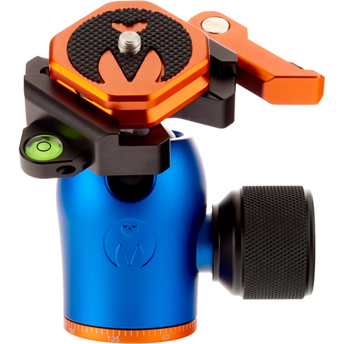 3 Legged Thing AirHed Pro Lever Ball Head (Blue) Pro Video 3 Legged Thing