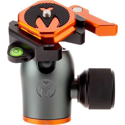 3 Legged Thing AirHed Pro Lever Ball Head (Gray) Pro Video 3 Legged Thing