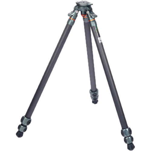 3 Legged Thing Mike Carbon Fiber Tripod Legs with Quick Leveling Base Pro Video 3 Legged Thing