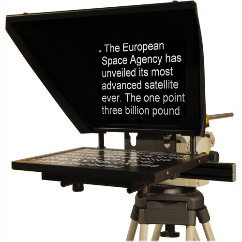 Autocue/QTV Professional Series 17″ Teleprompter Pro Video Autocue