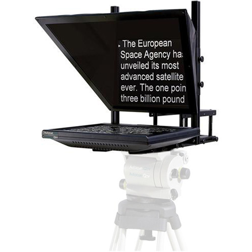 Autocue/QTV Starter Series 17″ Teleprompter Package Pro Video Autocue