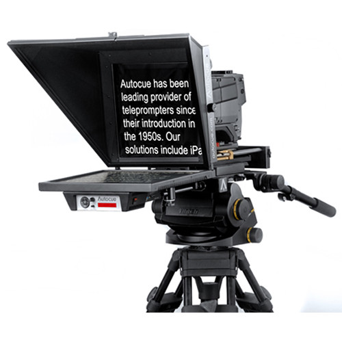 Autocue/QTV Master Series 20″ Teleprompter Pro Video Autocue