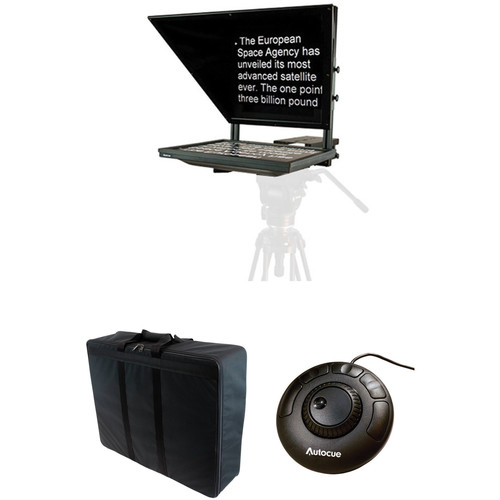 Autocue/QTV 19″ Starter Series Kit Pro Video Autocue