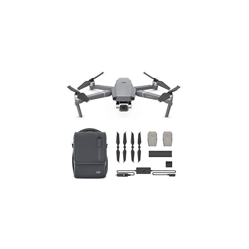 DJI Mavic 2 Pro Fly More Combo Kit Drones & Aerial Imaging Action & Drone Camera's