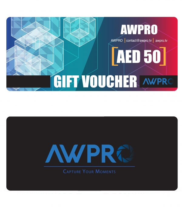 AWPRO Gift Card 50 AED Featured Products