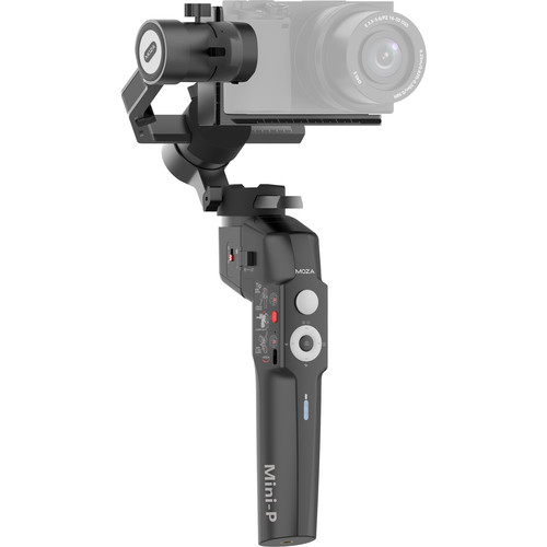 Moza Mini-P 3-Axis Motorized Gimbal Stabilizer Camera Gimbal Stabilizers Moza