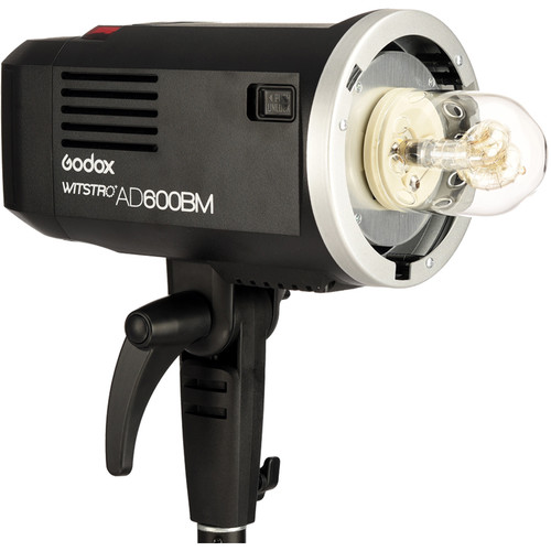 Godox AD600BM Witstro Manual All-In-One Outdoor Flash Professional Lighting GODOX
