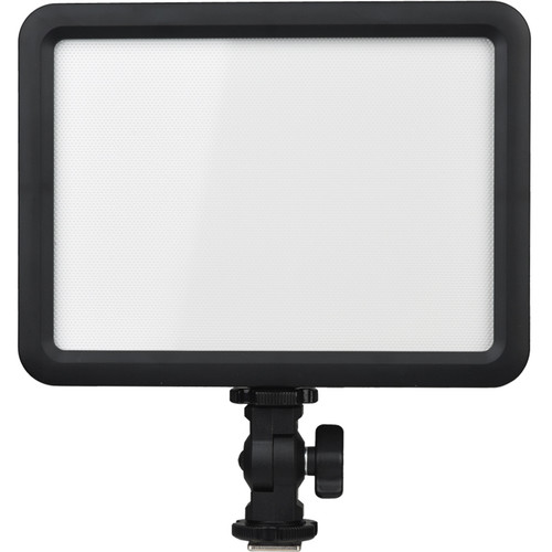 Godox LEDP120C LED Light Panel with L-Series Battery Plate On Camera Lights GODOX