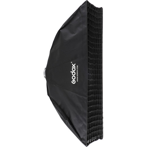 Godox Softbox with Bowens Speed Ring and Grid (13.8 x 63″) Light Modifiers GODOX