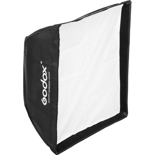 Godox Softbox with Bowens Speed Ring and Grid (23.6 x 23.6″) Light Modifiers GODOX