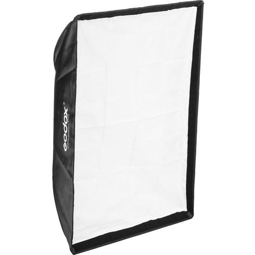 Godox Softbox with Bowens Speed Ring and Grid (31.5 x 47.2″) Light Modifiers GODOX