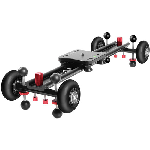 GVM GT-80-40Y Dolly Track Camera Slider (31.5″)